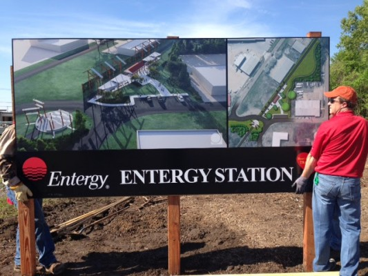 Entergy Station