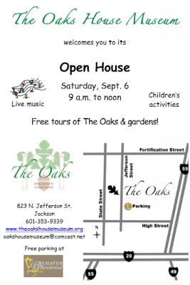 The Oaks Open House
