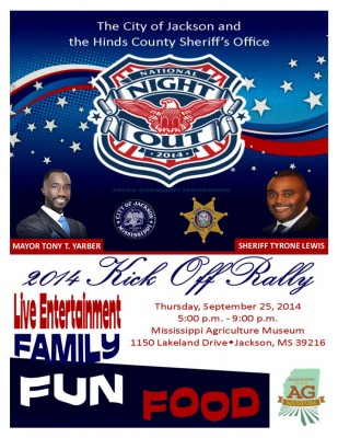 2014 National Night Out
